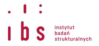 Instytut Badań Strukturalnych